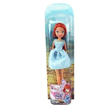 Winx Winx Fairy Miss Bloom  Renkli